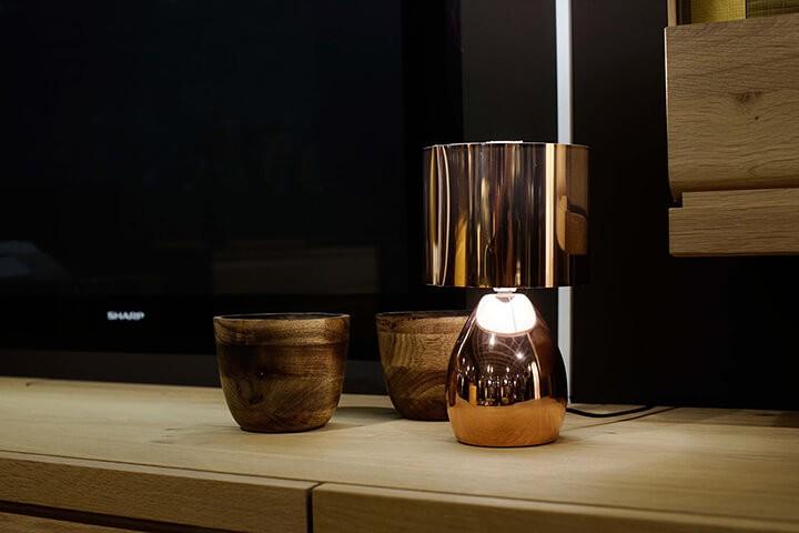 Moderne Lampen 81 : Kupferlampen kupferleuchten günstig online kaufen lumizil