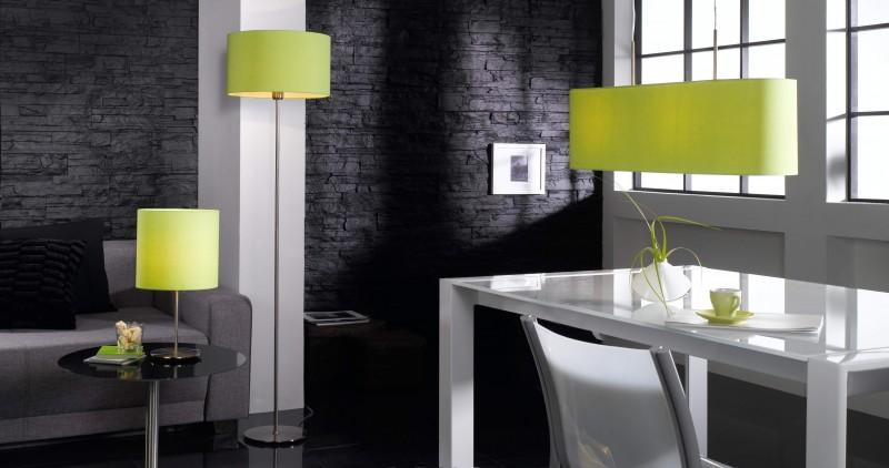 Lampen Riviera Maison : Pantone trendfarbe 2017 » schöne grüne lampen möbelshop lumizil