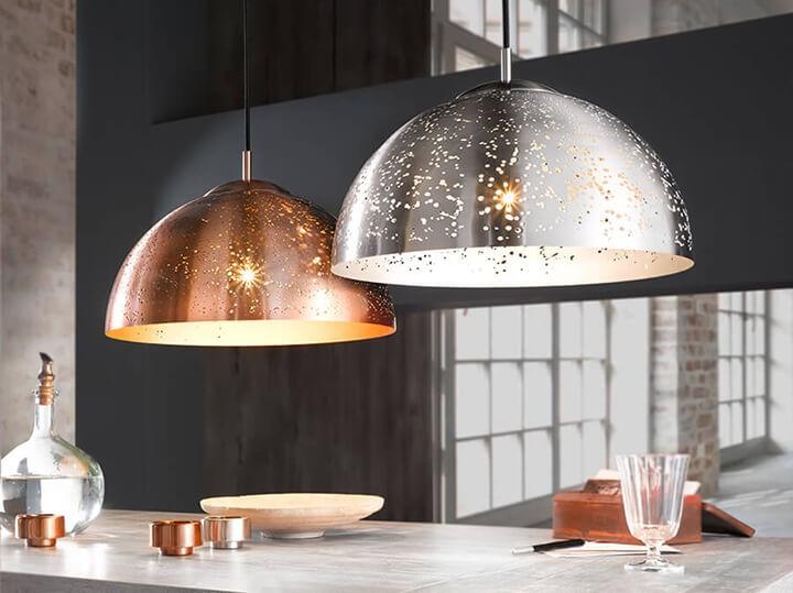 Kupferlampen » kupferleuchten günstig online kaufen lumizil
